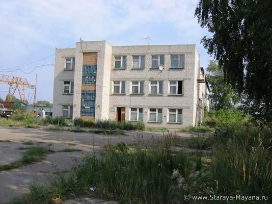 Здание Агроснаба.