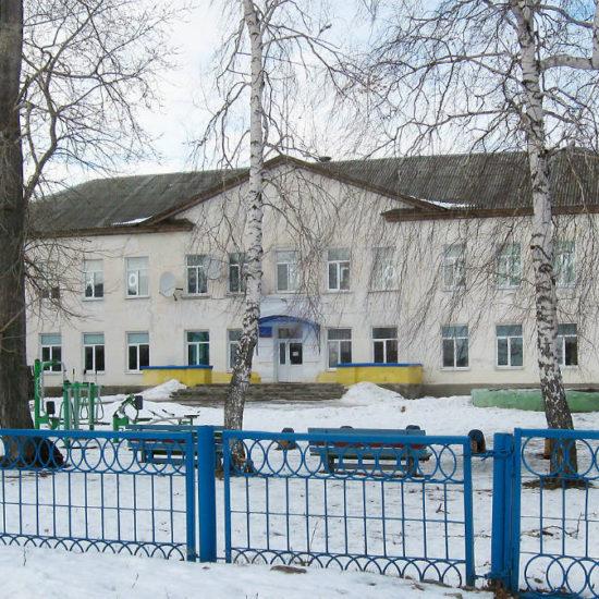 школа 1 Фотографии Старая Майна Ульяновской области