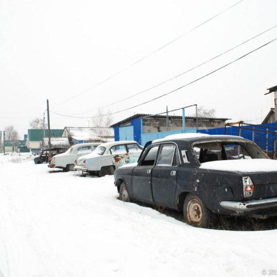 Старые волги Фотографии Старая Майна Ульяновской области