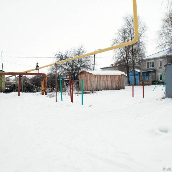 заводские дома Фотографии Старая Майна Ульяновской области