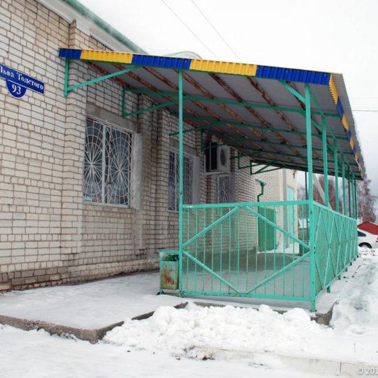 магазин сельпо Фотографии Старая Майна Ульяновской области