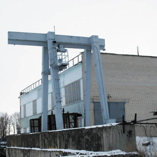 водонапорная станция Фотографии Старая Майна Ульяновской области