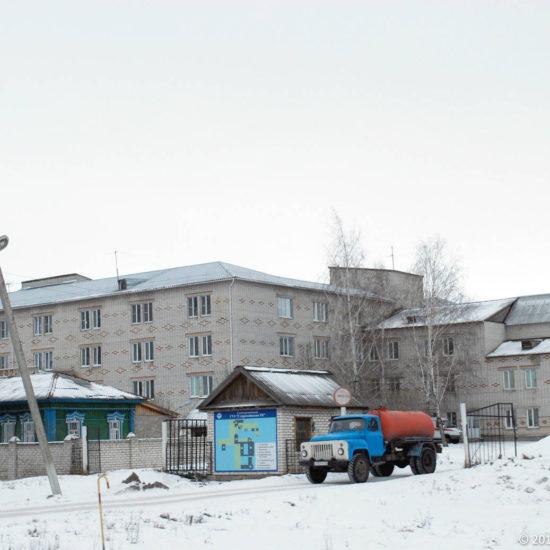 больница Фотографии Старая Майна Ульяновской области