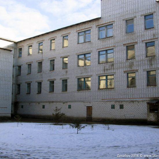Старомайнская больница