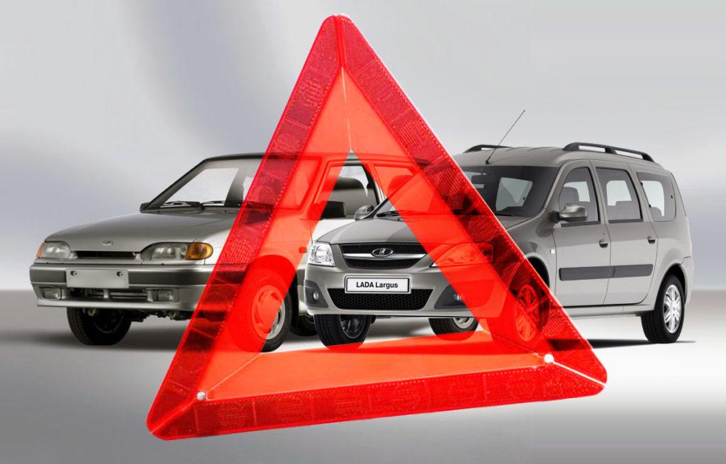 ДТП в Старомайнском районе с участием водителя без прав