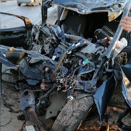 Авария с летальным исходом возле Кременских Выселок